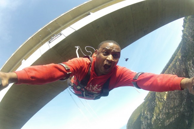 Image result for bloukrans bungy